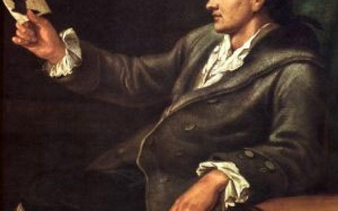 Goethe und die Liebe