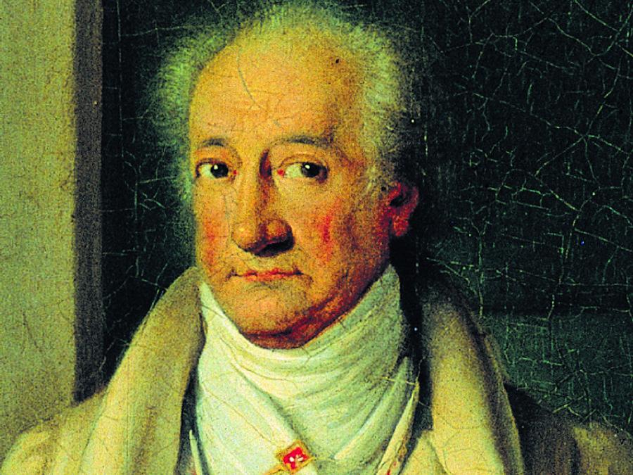 Goethe – Anekdoten und Musik